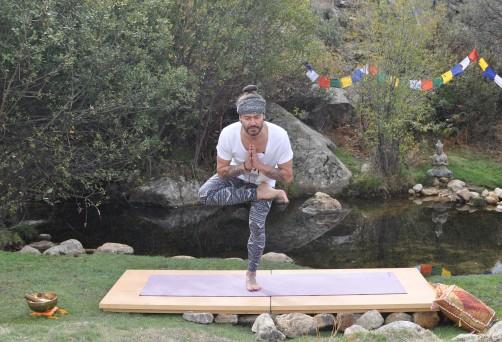 Yoga en internet