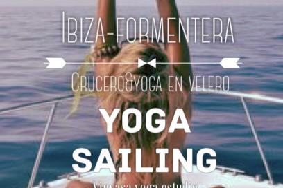 Yoga Sailing -Yoga en velero