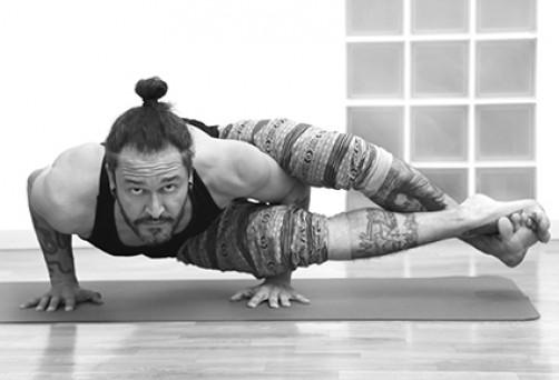Vinyasa Yoga avanzado