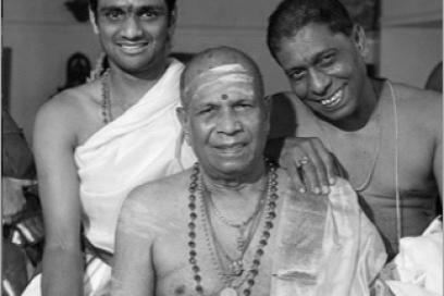 El hijo de la fuente de ashtanga yoga /Manju Pattabhi  Jois